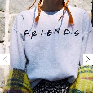 Urban Outfitters Friends Crewneck